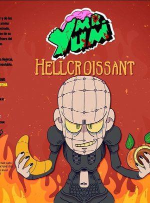 Mr. Yum HellCroissant 50ml (Shortfill)