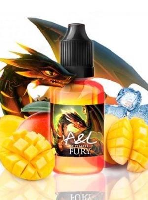 ultimate aroma fury