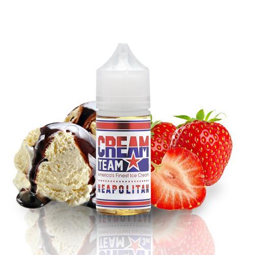 kings-crest-aroma helado y fresa