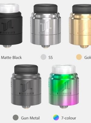 Vandy Vape Widowmaker RDA by El Mono Vapeador