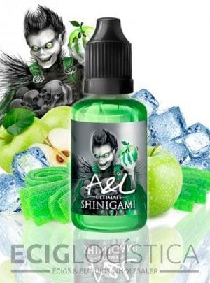 ultimate-aroma shinigami