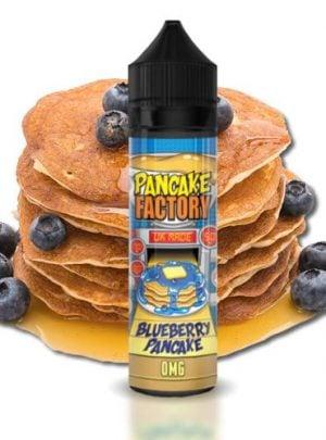 Pancake Factory Blueberry 50ml (Shortfill)