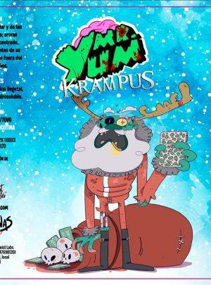 Mr. Yum Krampus 50ml (Shortfill)