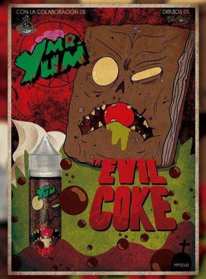 Mr. Yum The Evil Coke 50ml (Shortfill)