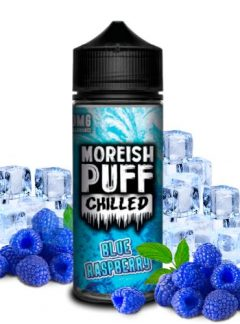 Moreish Puff Chilled Blue Raspberry (Shortfill)