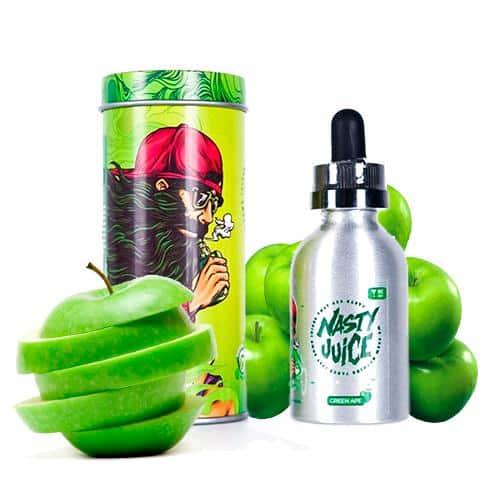 47943 5032 nasty juice green ape 50ml shortfill