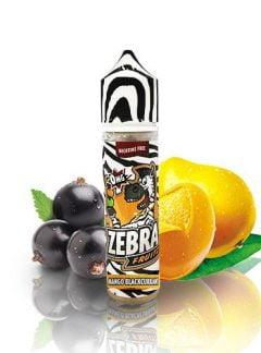 Zebra Juice Fruitz Mango Blackcurrant (Shortfill)