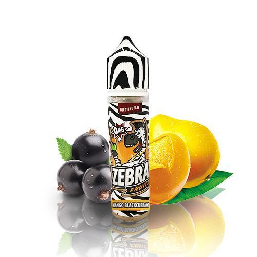 47972 9543 zebra juice fruitz mango blackcurrant 50ml shortfill 1