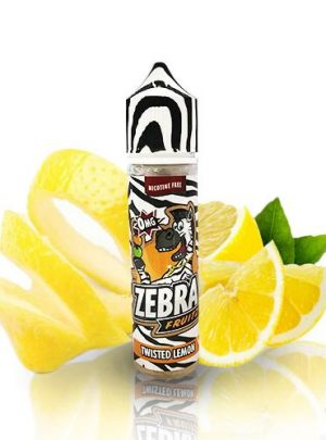 Zebra Juice Fruitz Twisted Lemon (Shortfill)