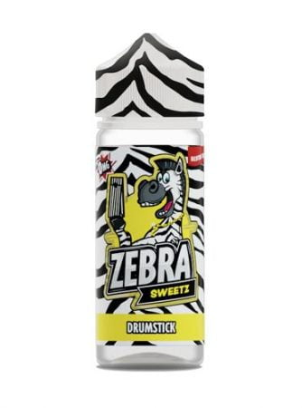 47975 1518 zebra juice sweetz drumstick 50ml shortfill 1