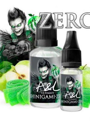 Ultimate shinigami zero