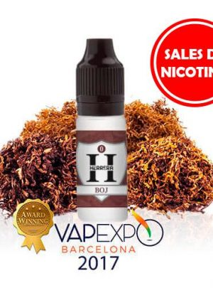 Herrera Sales De Nicotina Boj 10ml