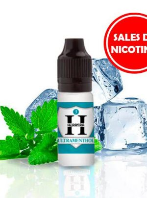 Herrera Sales De Nicotina Ultramenthol 10ml