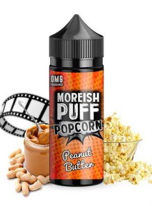 Moreish Puff Popcorn Peanut Butter (Shortfill)