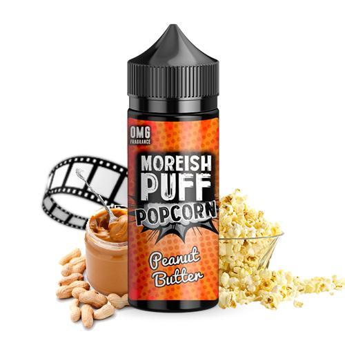 48099 4067 moreish puff popcorn peanut butter 100ml shortfill