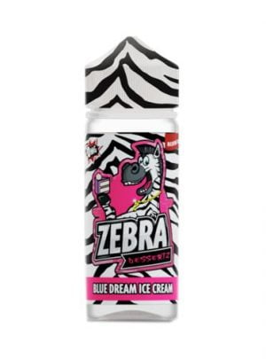 Zebra Juice Dessertz Blue Dream Ice Cream (Shortfill) tienda de E-liquids