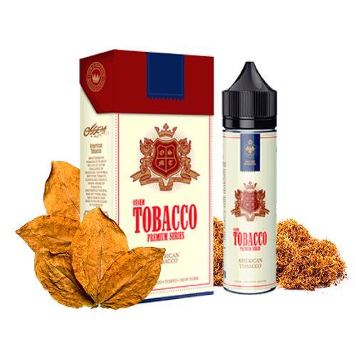 48206 4405 ossem juice american tobacco 50ml shortfill