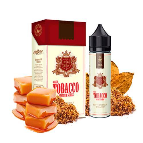 48207 7160 ossem juice butterscotch tobacco 50ml shortfill