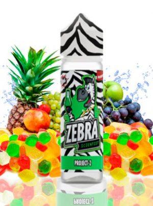 Zebra Juice Scientist Project Z (Shortfill)