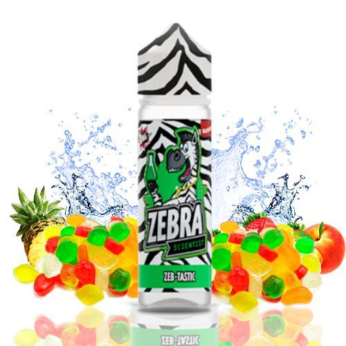 48213 8669 zebra juice scientist zeb tastic 50ml shortfill