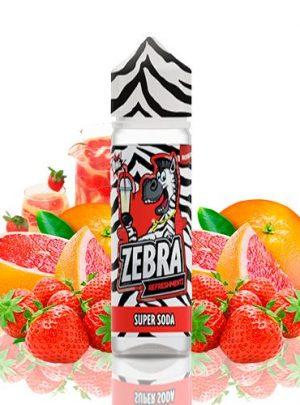 Zebra Juice Refreshmentz Super Soda (Shortfill)
