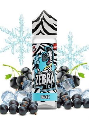 Zebra Juice Ice Black Z (Shortfill)