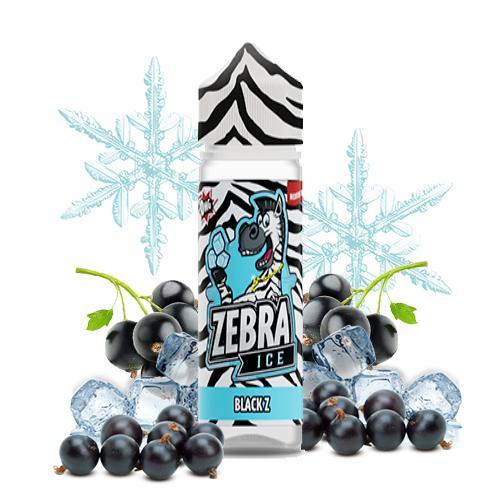 48333 1736 zebra juice ice black z 50ml shortfill
