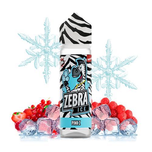 48334 788 zebra juice ice pink z 50ml shortfill