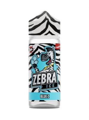 Zebra Juice Ice Blue Z (Shortfill)