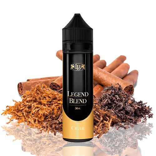 48397 1507 legend blend cigar 50ml shortfill 1