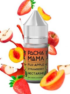 Pachamama fuji apple strawberry