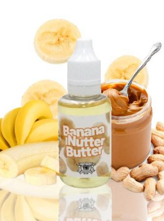 chefs flavours banana nutter