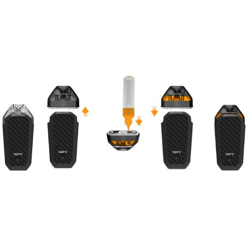 48420 5414 aspire avp pod replacements pack 2