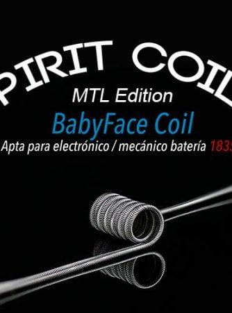 spirit coils babyface coil
