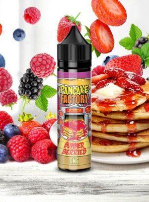 Pancake Factory Summer Berries 50ml (Shortfill)