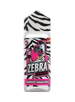 Zebra Juice Dessertz Strawberry Banana Waffle tienda de liquidos para vaper