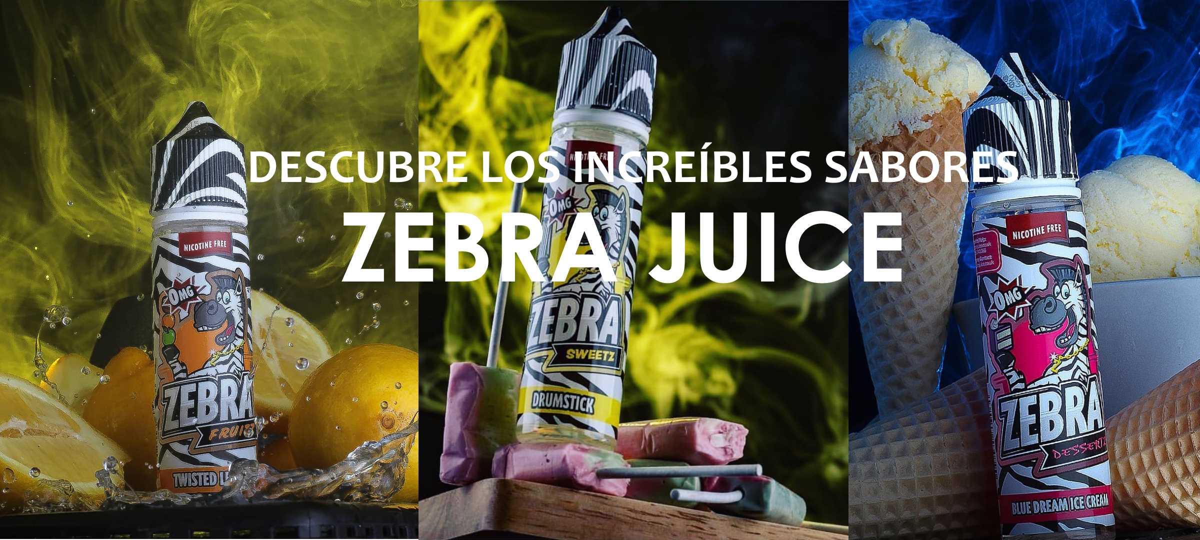 Zebra Juice Tienda de E-Liquids 2019