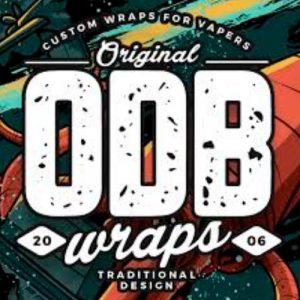 ODB WRAPS (PACK 4)