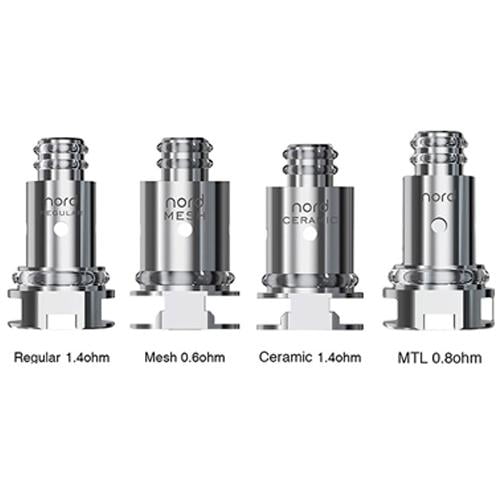 47967 3666 smok nord replacement coil 5pcs