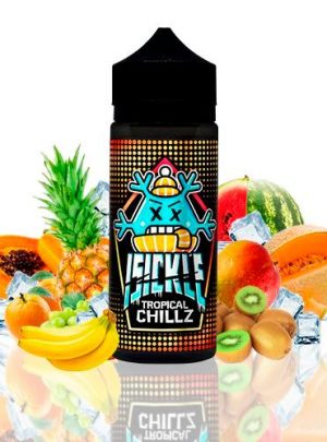 Isickle Tropical Chillz 100ml (Shortfill)