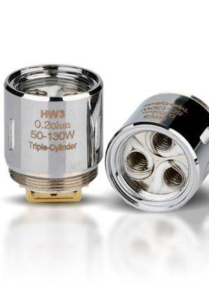 Eleaf HW3 Triple-Cylinder Head para Ello Series (5pcs)