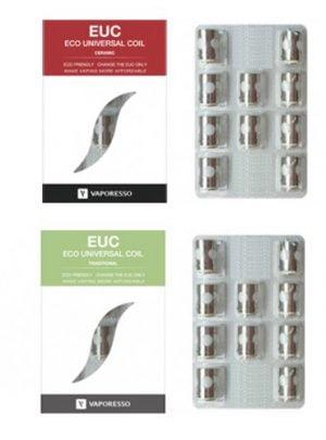 Vaporesso EUC Ceramic SS316 Coil (Pack 5)